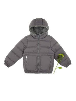 Куртка сіра | 4624267