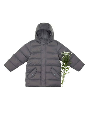 Куртка сіра | 4624309
