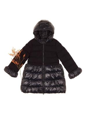 Пальто чорне | 4715590