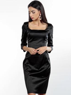 Платье черное | 4735766