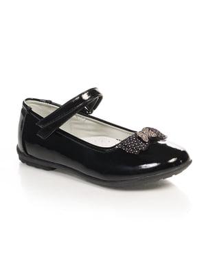 Туфли черные | 4708147
