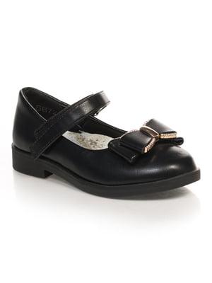 Туфлі чорні | 4708133