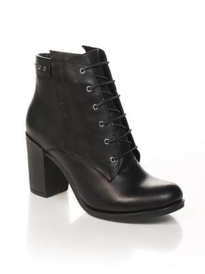 Ботинки черные | 4731194