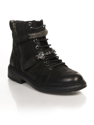 Ботинки черные | 4731193