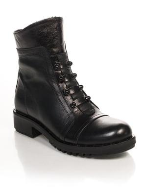 Ботинки черные | 4731190