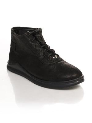 Ботинки черные | 4731189