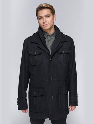 Пальто черное | 1706372