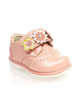Туфли розовые   4708072