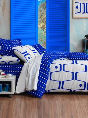 Комплект постельного белья двуспальный (евро) | 4735877
