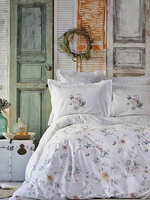 Комплект постельного белья двуспальный (евро) | 4735997