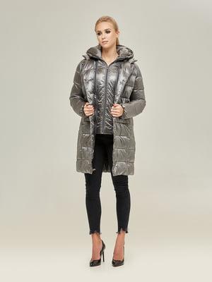 Куртка серая | 4738770