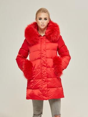 Куртка красная | 4738772