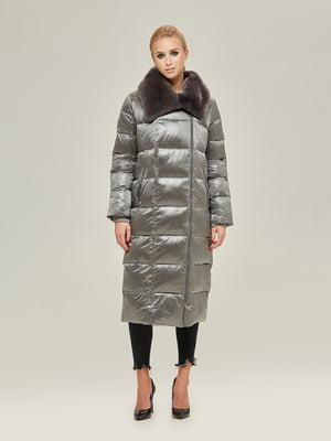 Куртка сіра | 4738782