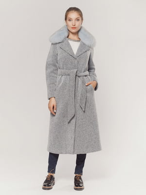 Пальто блакитне | 4739333