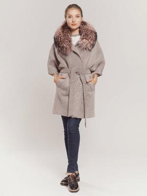 Пальто рожеве | 4739352