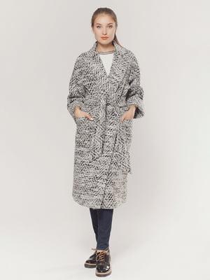 Пальто сіре | 4739360