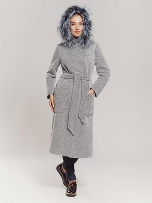 Пальто блакитне | 4739362