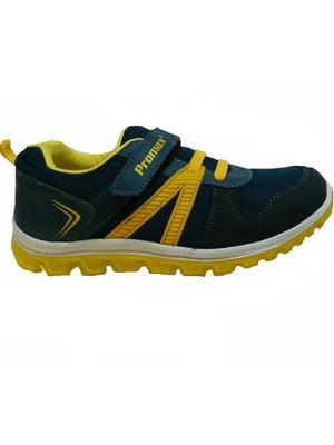 Кросівки темно-сині   4739703