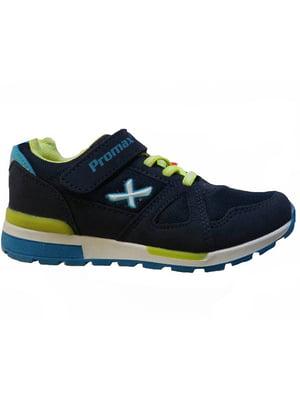 Кросівки темно-сині   4739713