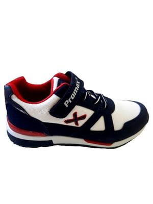 Кросівки темно-сині   4739715