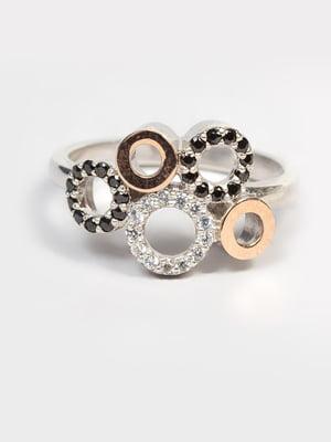 Кольцо - Golden Silver - 4730803