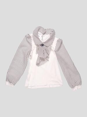 Блуза біла | 4712384
