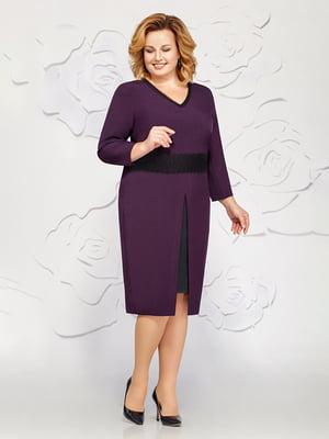 Сукня фіолетова   4740544