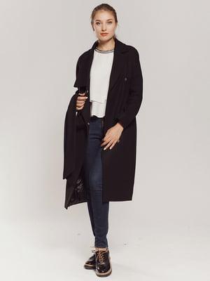 Пальто черное | 4739307