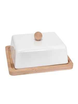 Масленка «Дизайнерская» (20х14х9,5 см) | 4740590