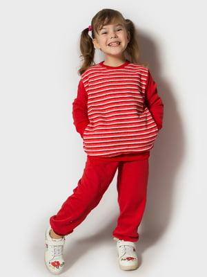 Костюм махровий: джемпер і штани   4741019