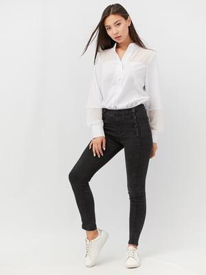 Рубашка белая | 4688246