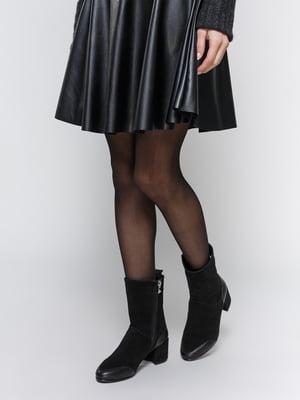 Ботинки черные | 4738350