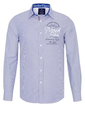 Рубашка в полоску | 4624674