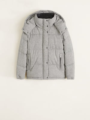 Куртка серая | 4726342