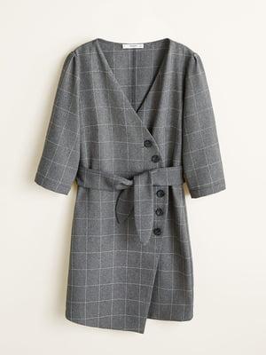 Платье клетчатое | 4599208