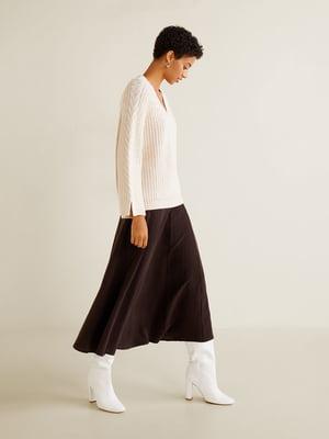 Пуловер бежевий | 4726325