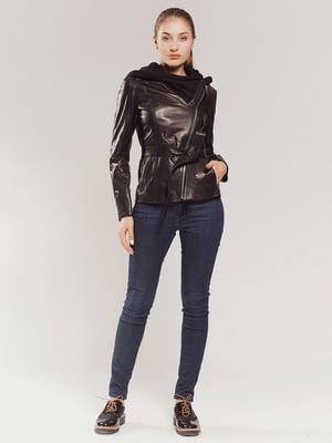 Куртка чорна | 4732773