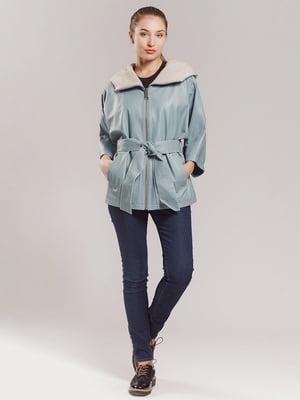 Куртка блакитна   4732786