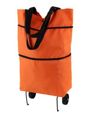 Сумка оранжевая | 4758649