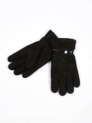 Перчатки темно-коричневые | 4760412