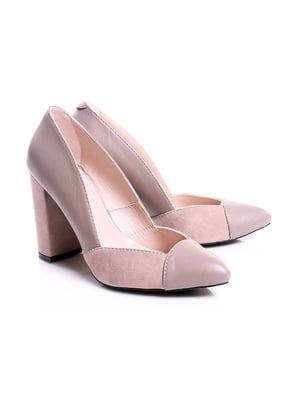 Туфли бежевые | 4756607