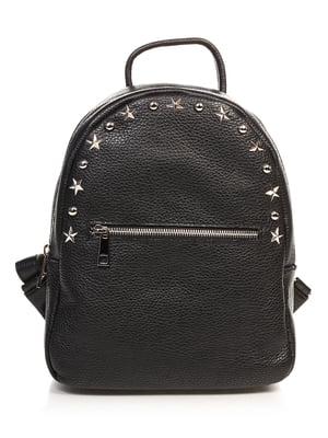 Рюкзак чорний | 4760426