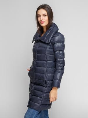 Пальто темно-синее | 4652909