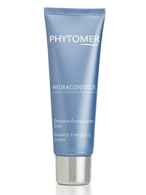 Крем Hydracontinue Radiance Energizing Cream увлажняющий энергизирующий (50 мл) - Phytomer - 864458
