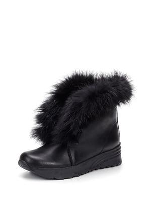 Ботинки черные | 4761419