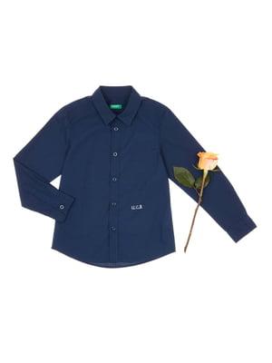 Сорочка синя | 4715568