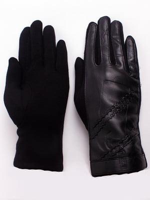 Перчатки черные | 4760294