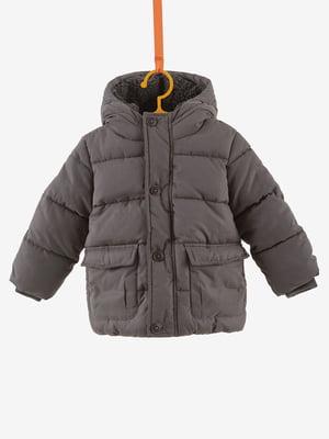 Куртка сіра | 4761450