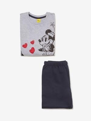 Піжама: лонгслів і штани | 4761567