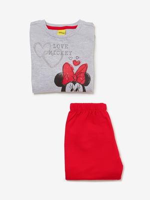 Піжама: лонгслів і штани | 4761662